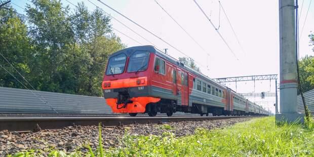 Со станции «Останкино» не будет ходить ряд электричек 1 и 2 сентября