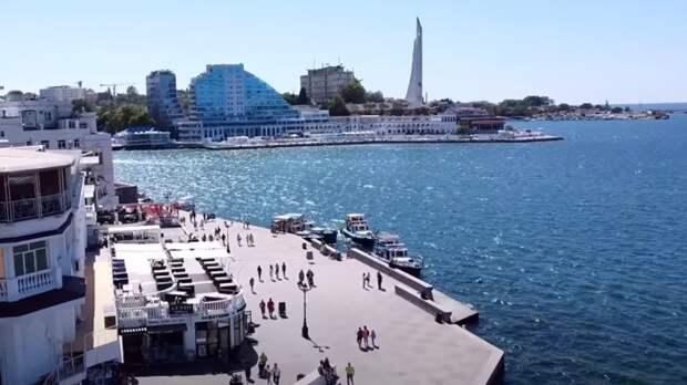 Расцвет Севастополя после воссоединения Крыма с РФ привел украинцев в ярость