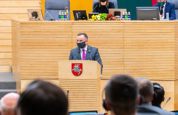Призрак Люблинской унии бродит по Европе