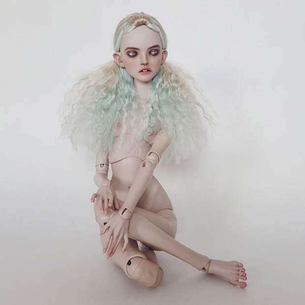 Необыкновенные куклы