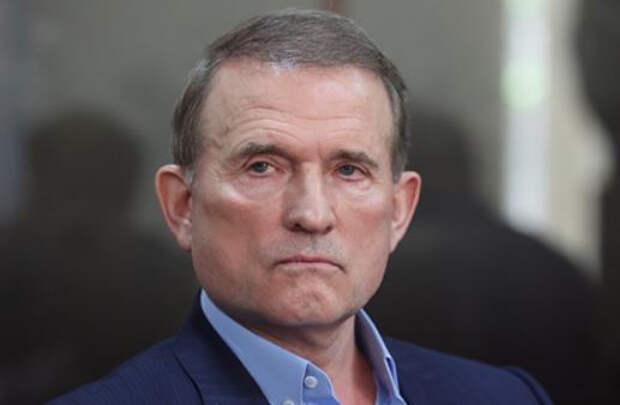Медведчук обвинил Зеленского в намерении «закрыть рот оппозиции»