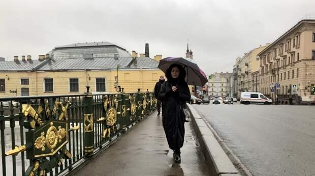 Петербуржцев предупредили о выпадении трети месячной нормы осадков 6 мая