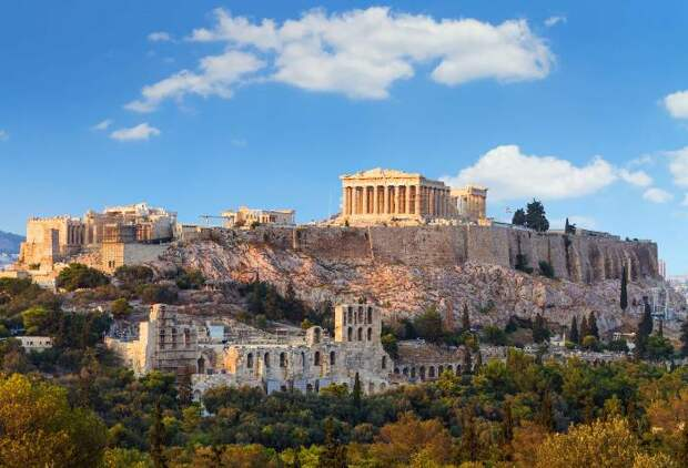 Сердце античного мира не может не привлекать туристов. /Фото: wp.com