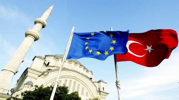"""Поддастся ли Эрдоган влиянию ЕС или пошлёт всех """"на"""""""