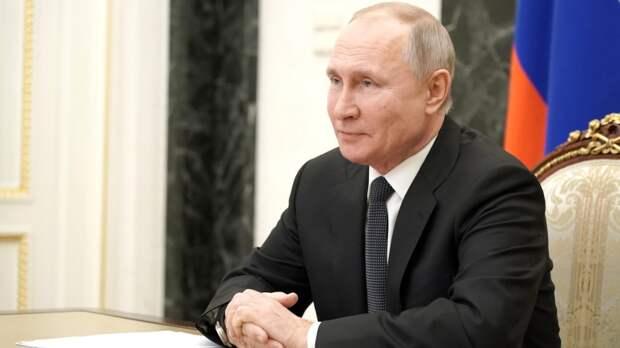 Китайцы восторженно оценили стиль Путина на интервью NBC