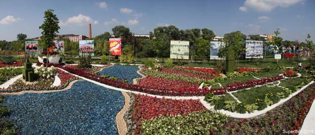 Фестиваль «Цветы Подмосковья»