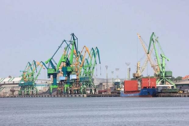 Прибалты готовы загубить Клайпедский порт ради победы над Беларусью