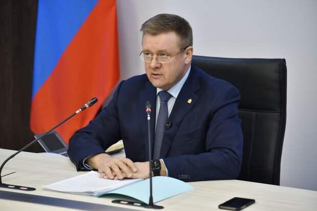 Губернатор Любимов пообещал выполнить все поставленные президентом задачи