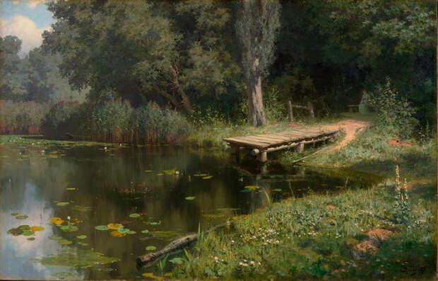 10 картин Василия Поленова, которые вы должны знать