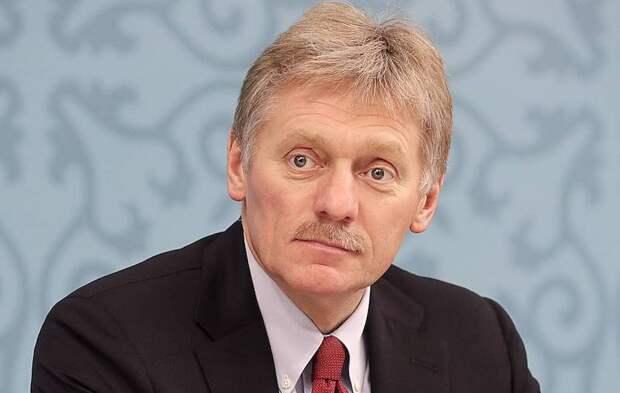 Песков: Кремль не выдвигал Путина на Нобелевскую премию мира