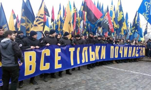 События последних недель на Украине могут потребовать от Москвы адекватного ответа