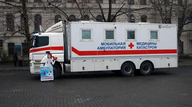 Севастопольские медики не выявили осложнений после вакцинации от коронавируса