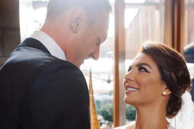 Экс-капитан «Зенита» женился на бывшей солистке группы «ВИА Гра»