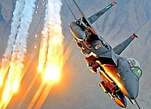США начинают ввод бесполетной зоны в Сирии