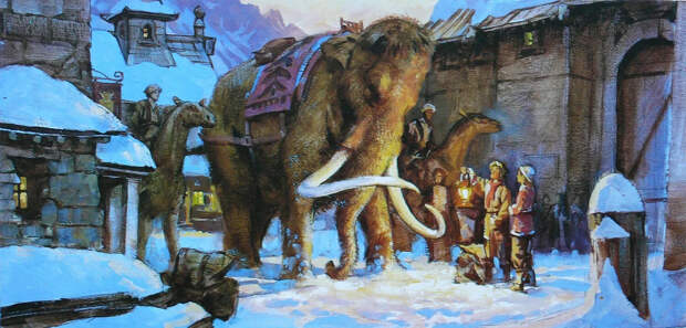 Цивилизация Гипербореи: карлики-рудокопы и «чудь белоглазая»