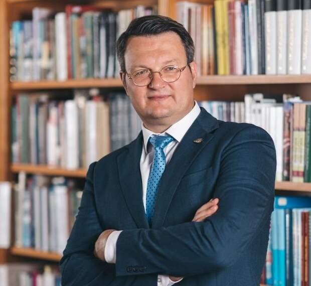 Андрея Фалалеева назначили ректором Крымского федерального университета