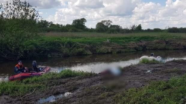 Школьника унесло течением реки в Калининграде