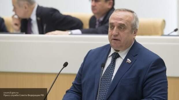 Клинцевич назвал шпиономанию в Европе продолжением инфовойны против РФ