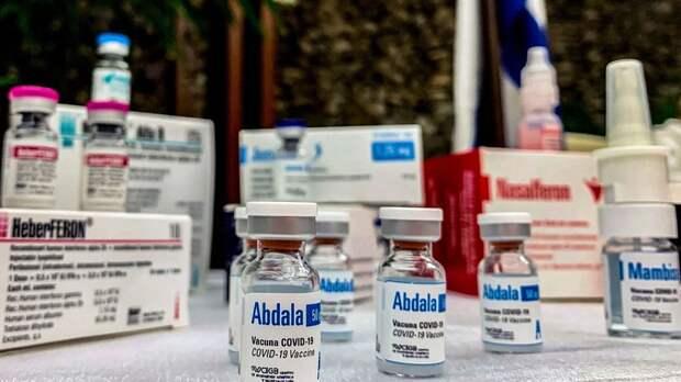 Вакцинация на Кубе