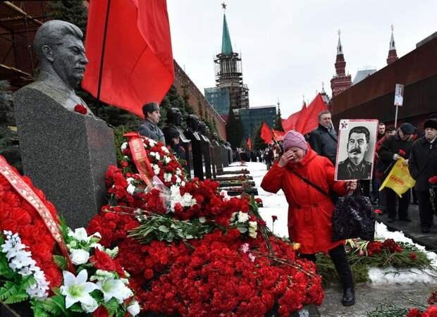 «Готовы ли сторонники Сталина быть оклеветанными, замученными и расстрелянными в затылок?»