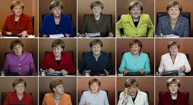 Сегодня исполнилось 15 лет, как Ангела Меркель возглавила Германию