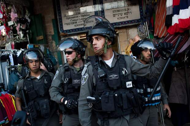 Министр обороны Израиля подписал указ о призыве 10 рот пограничников-резервистов