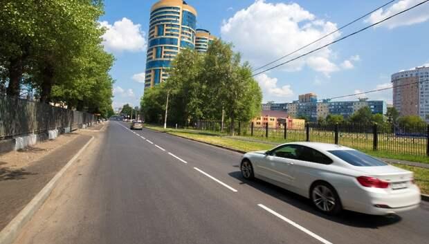 Число машин на дорогах Подмосковья выросло на 22% за месяц