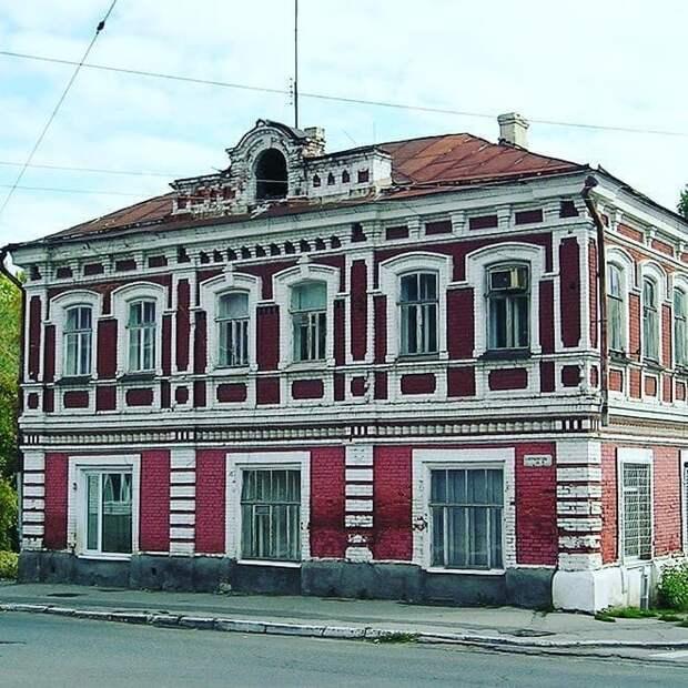 Дом купчихи Анны Чирихиной