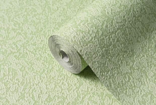 Бумажные обои плохо переносят влагу, поэтому их сложнее всего отмыть / Фото: cs.petrovich.ru