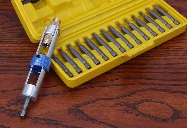 Насадка ускоряет процесс работы и экономит силы / Фото: ae01.alicdn.com