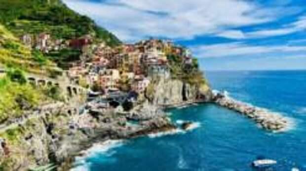 Десять самых популярных мест в Италии