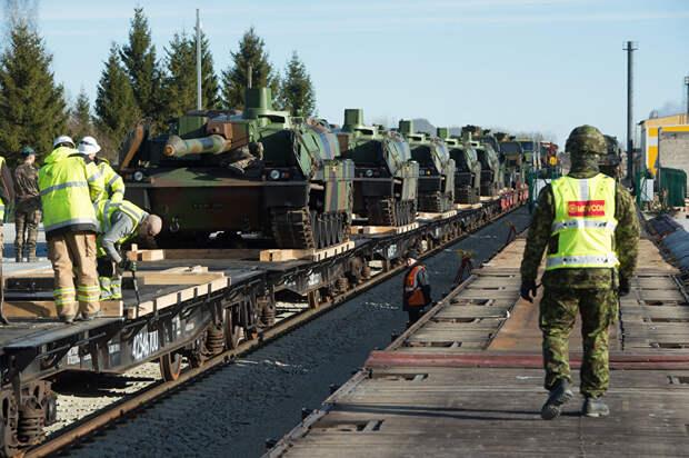 """""""Медовые ловушки"""". Почему солдаты НАТО боятся русских женщин в Прибалтике"""