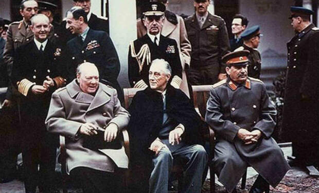 Раздел Германии: тайный план Рузвельта