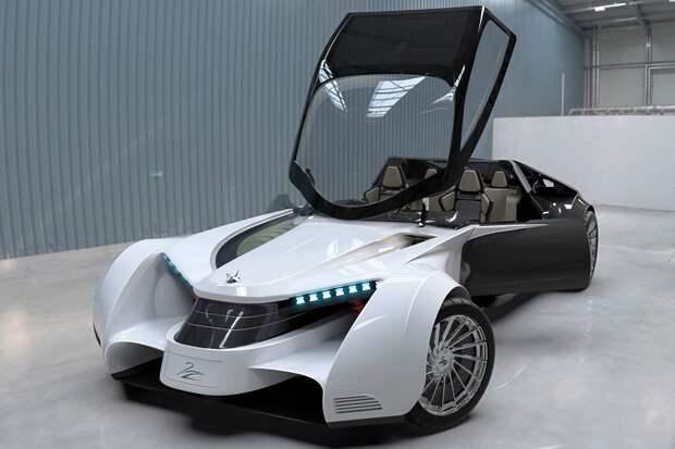 Lazzarini One: 1800-сильное купе с эпатажным дизайном за 2,55 млн евро