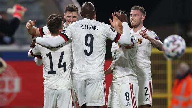 Гол Лукаку принес Бельгии победу над Хорватией в товарищеском матче