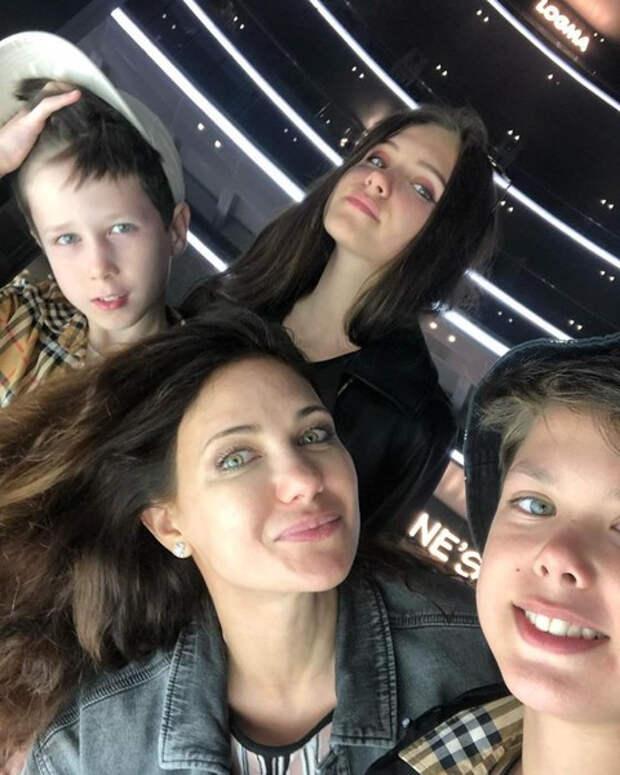 Екатерина Климова: «О чем со мной говорить, кроме детей?»