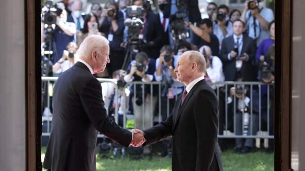 Эксперт объяснил причину симпатии швейцарского президента к прямоте Путина