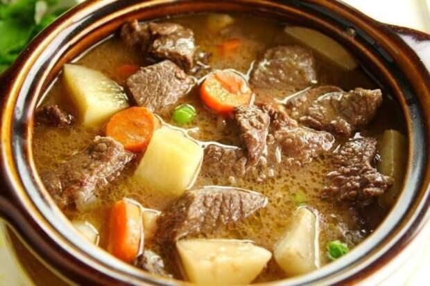 Мясное карри с молодым картофелем. Ароматное блюдо, которое понравится всем 2