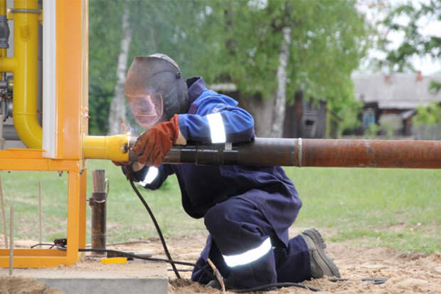 газификация газовый маневр Новак Белтопгаз
