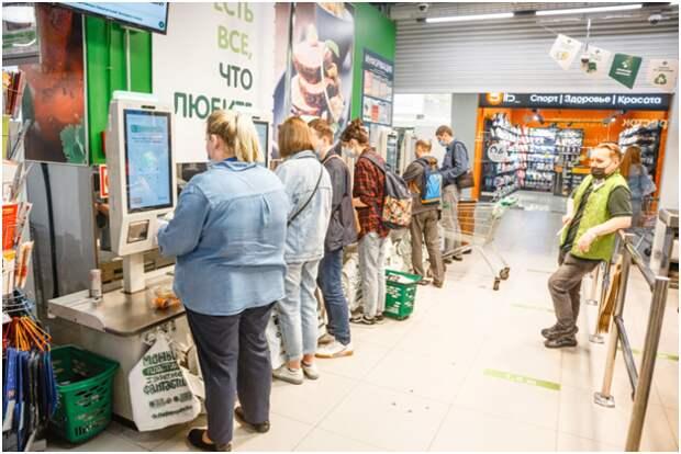 Мигай и плати: как обычные «Перекрестки» превращаются в фантастические магазины будущего