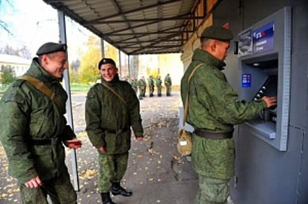 Российским силовикам увеличат оклады