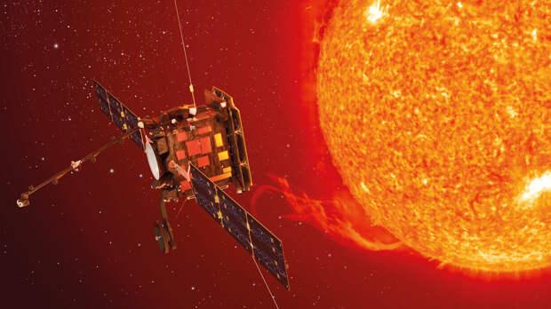 Космический зонд заснял мощный выброс корональной массы на Солнце