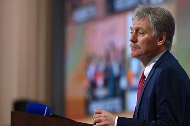В Кремле заявили о нежелании ЕС разобраться в ситуации с самолетом Ryanair
