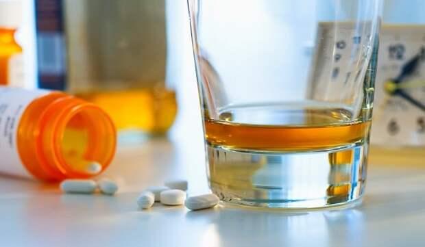 Нарушения работы сердца и даже летальный исход: какие лекарства нельзя сочетать с алкоголем