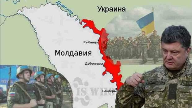 Додон хуже Януковича, Приднестровье – это Новороссия