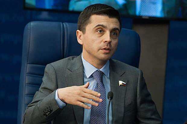 «Коврик для вытирания ног»: в Госдуме жестко ответили на слова Помпео о Крыме