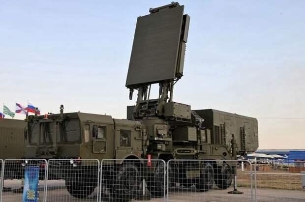 В России подходят к концу испытания зенитного ракетного комплекса С-500