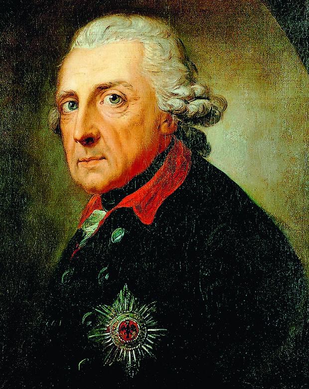 Friedrich II. von Anton Graff