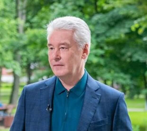 Сергей Собянин отметил, что столичные медики первыми в стране начали работать с коронавирусом/mos.ru