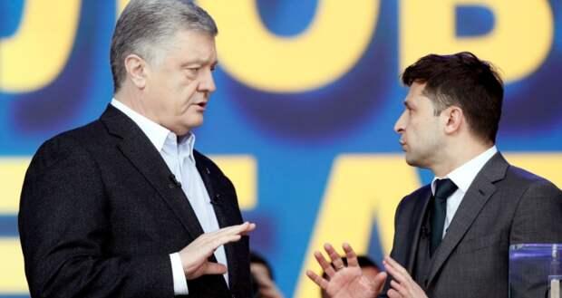 «Не исключено военное вмешательство»: Зеленского предупредили о возможной мести Порошенко